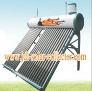 Две внутренние танки солнечный водонагреватель