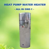 Тепловой насос нагреватель — Все в одном