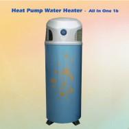 Тепловой насос водонагреватель (Все в одном — 1b)